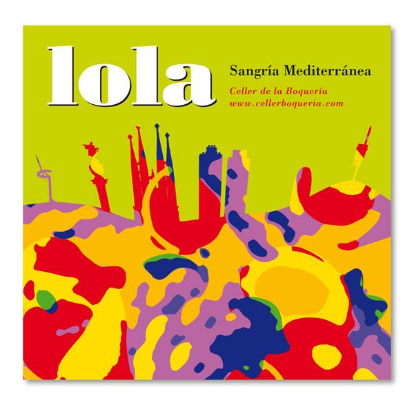 Lola, sangría mediterránea