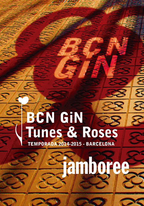 BCN GIN Tunes & Roses
