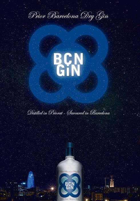 BCN GIN Tunes & Roses contraportada