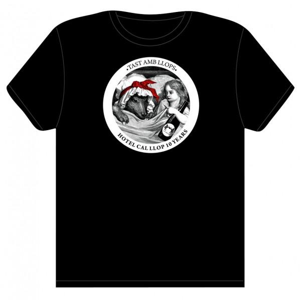 T-shirt Tast amb Llops