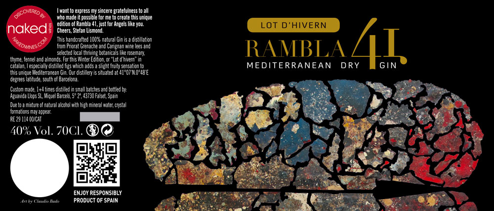 Rambla 41 lot dhivern